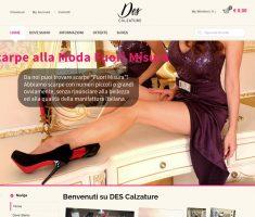 DESCalzature.com